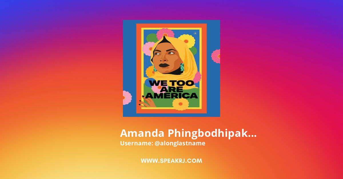 Amanda Phingbodhipakkiya Instagram Stats