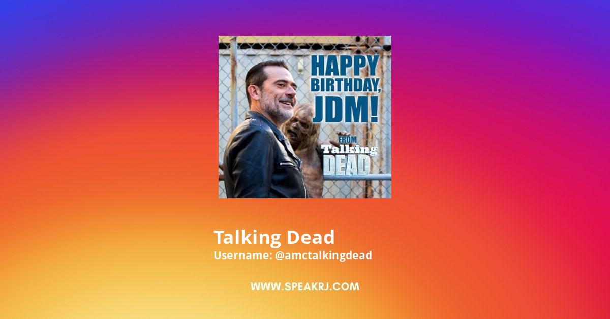 Talking Dead Instagram Stats