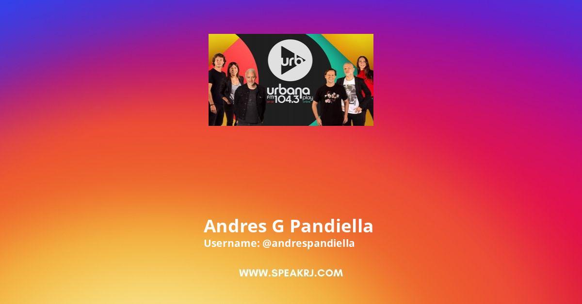 Andrespandiella Instagram Stats