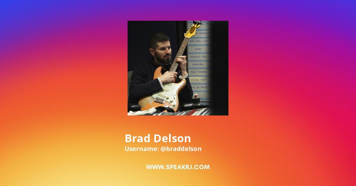 Brad Delson Instagram Stats