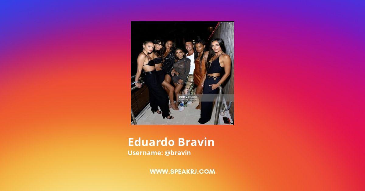 Eduardo Bravin Instagram Stats