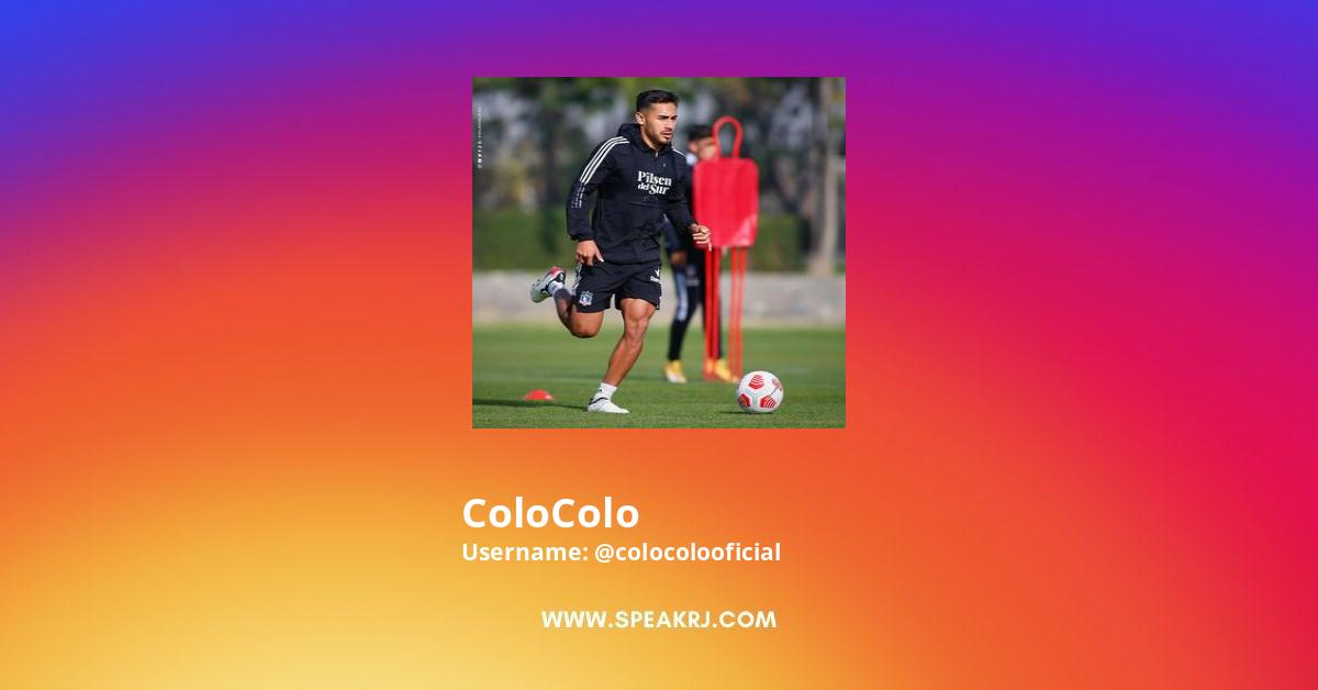 Colocolooficial Instagram Stats