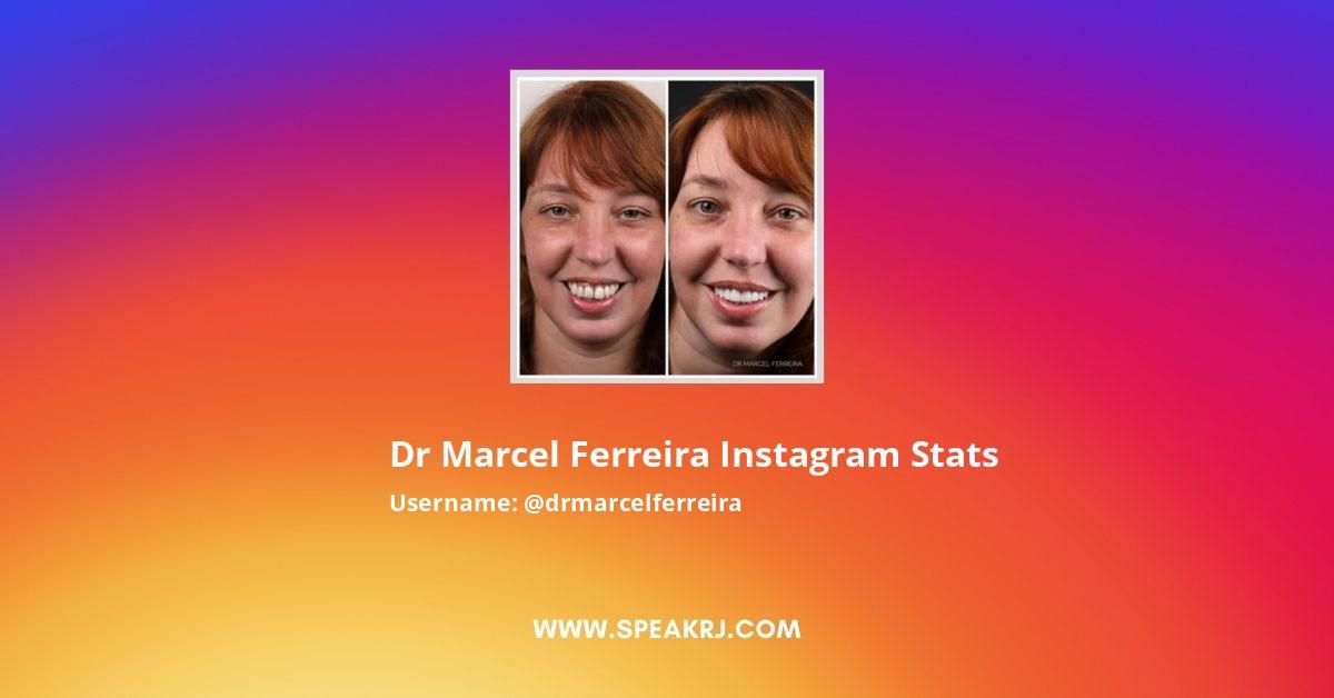 Drmarcelferreira Instagram Stats
