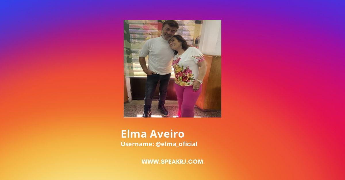 Elma Aveiro Instagram Stats