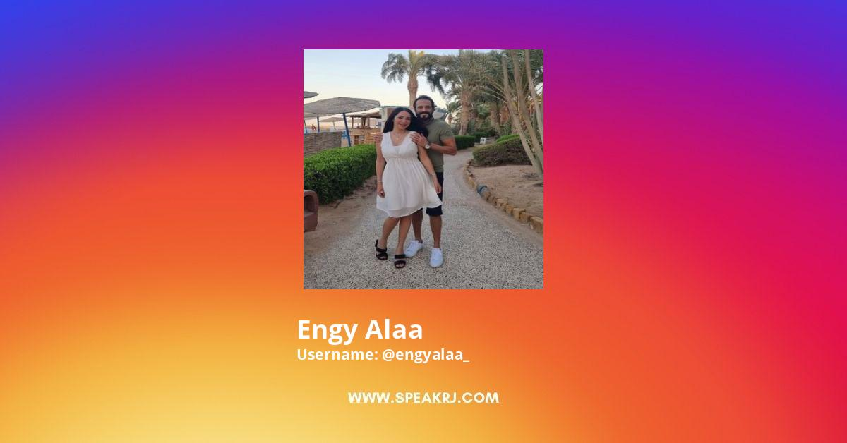 Engy Alaa Instagram Stats