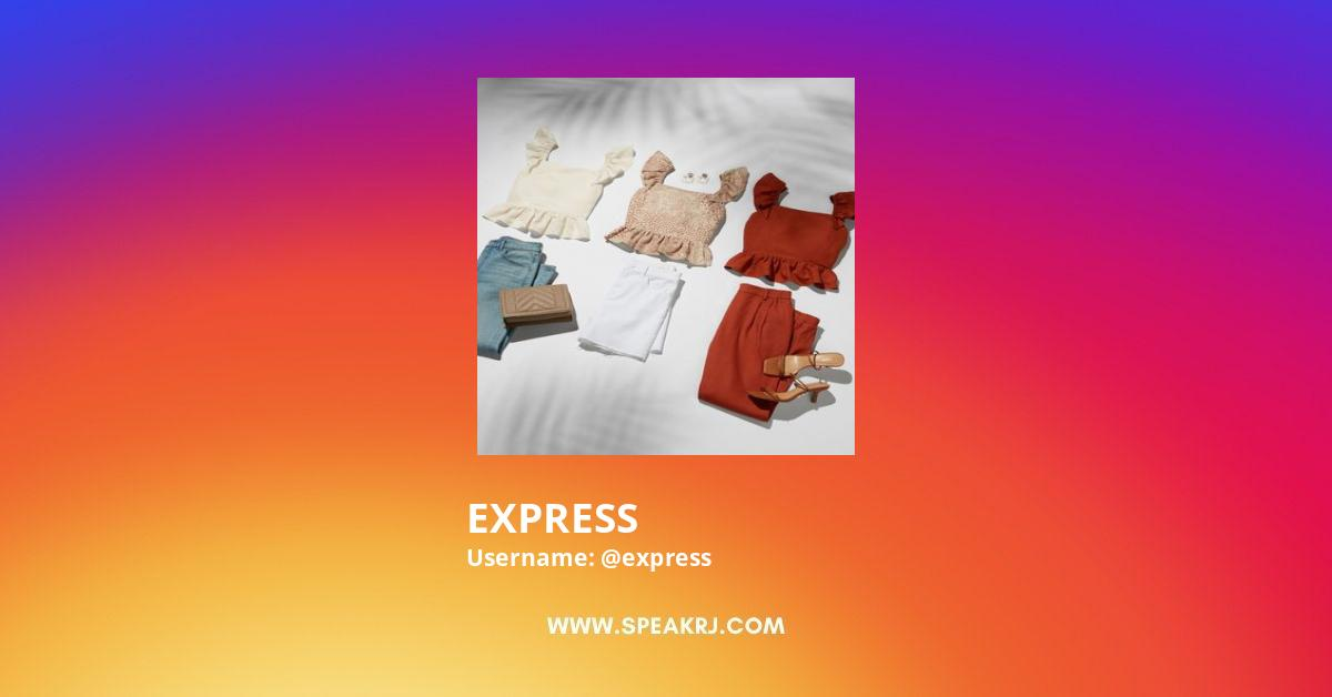 EXPRESS Instagram Stats