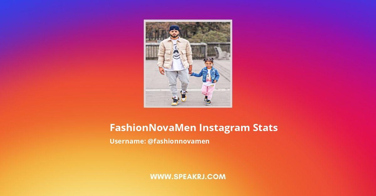 Fashionnovamen Instagram Stats