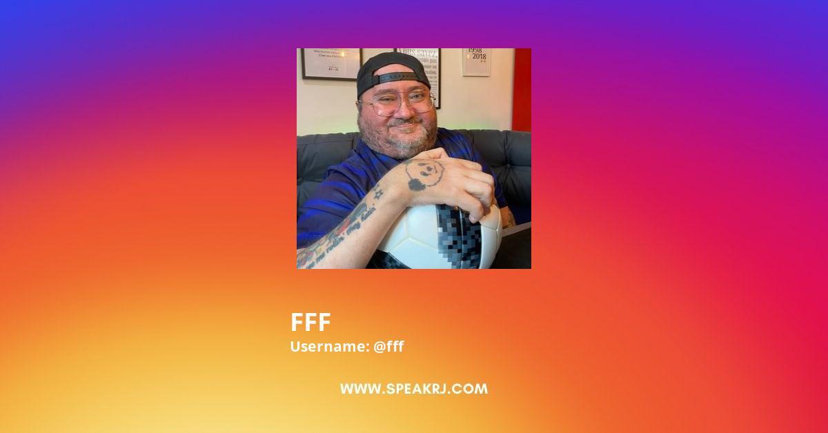 FFF Instagram Stats