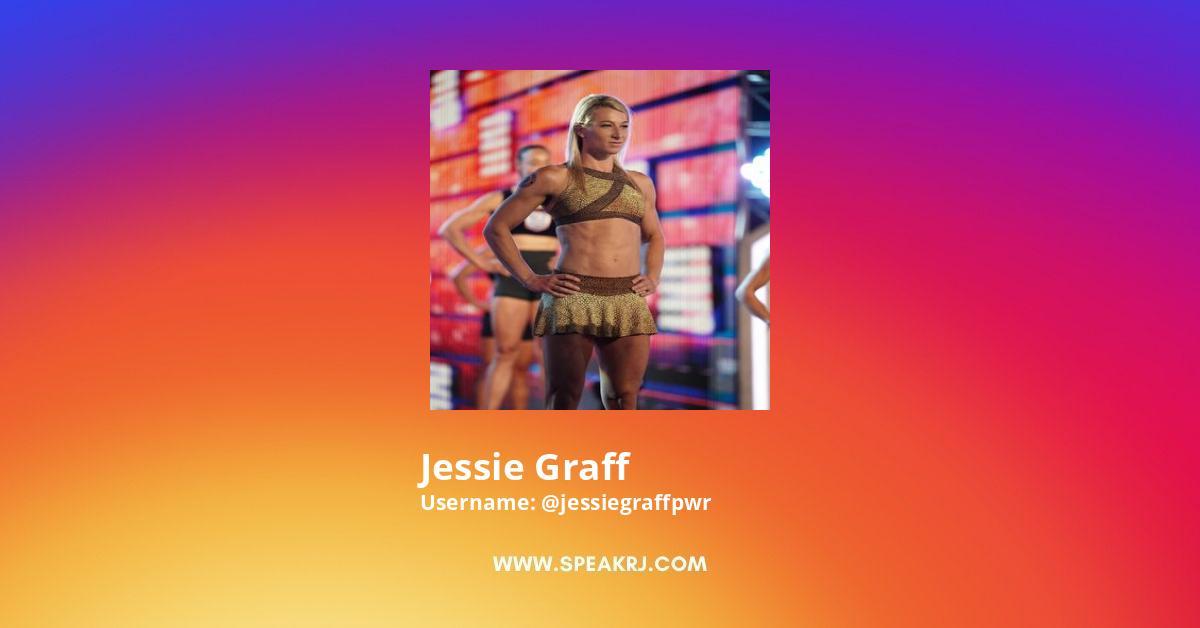jessie graff Instagram Stats