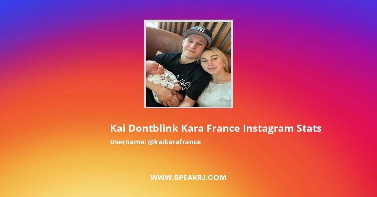 Kaikarafrance Instagram Stats