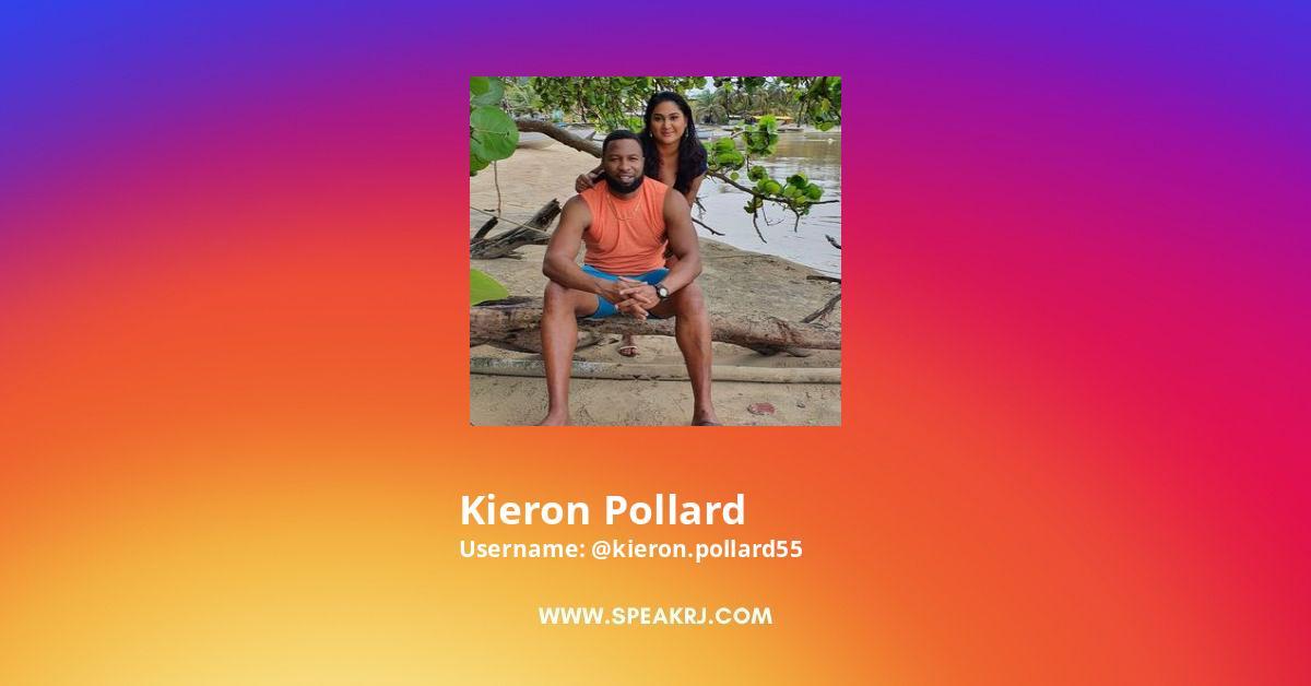 Kieron Pollard Instagram Stats