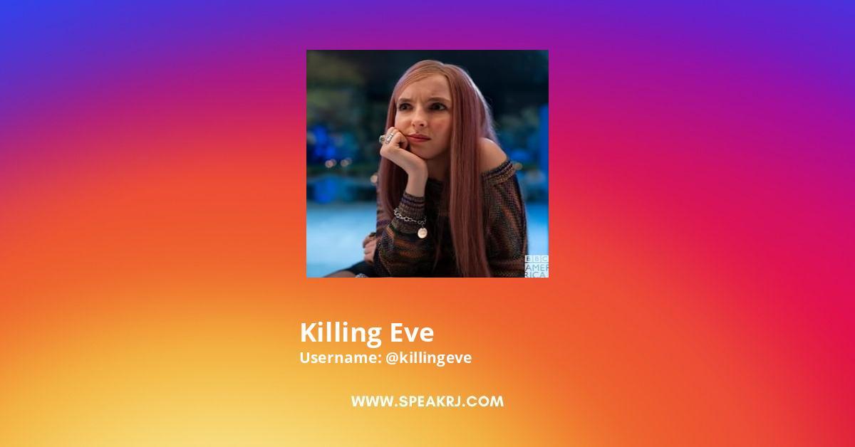 Killing Eve Instagram Stats