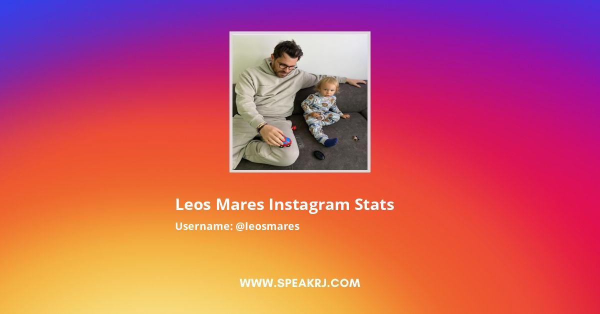 Leosmares Instagram Stats