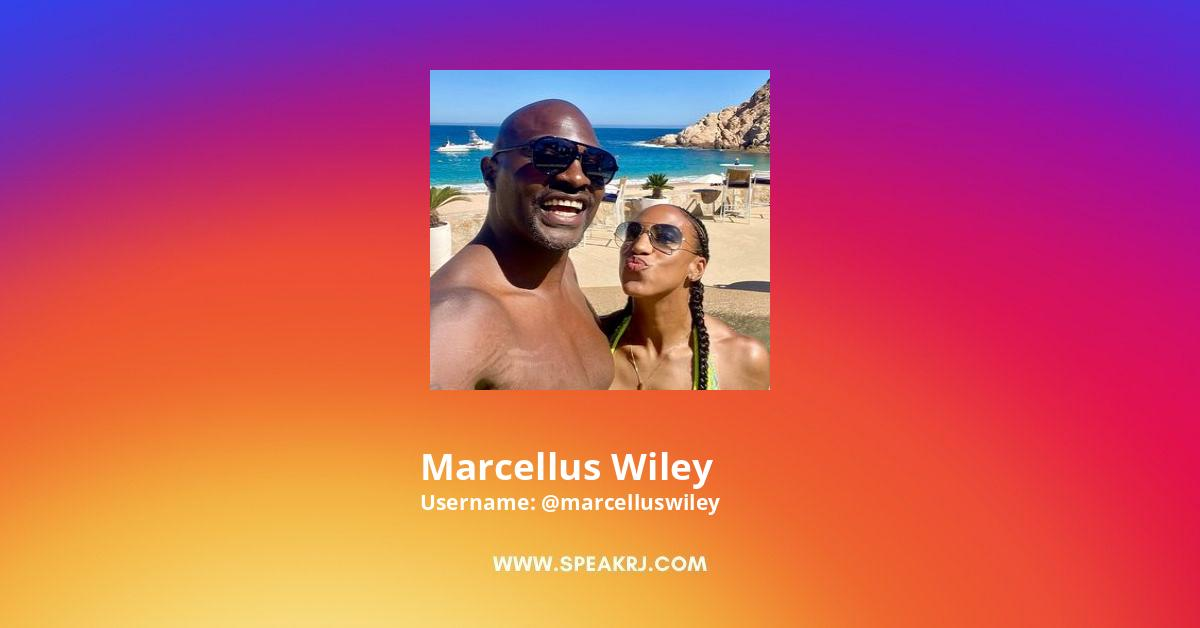 Marcellus Wiley Instagram Stats