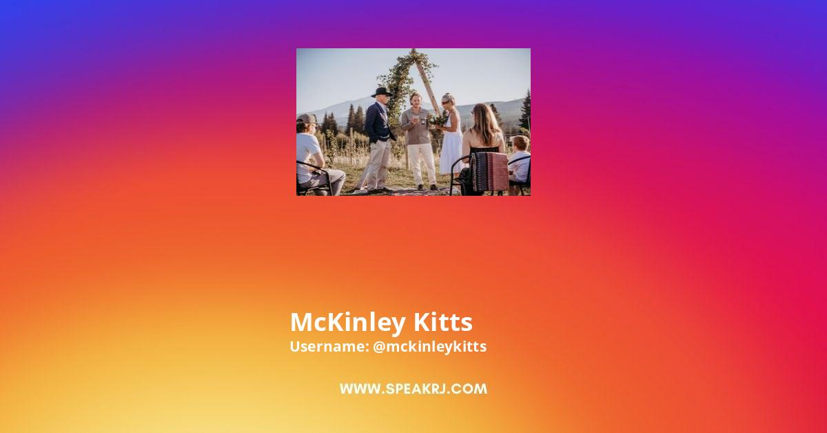 McKinley Kitts Instagram Stats