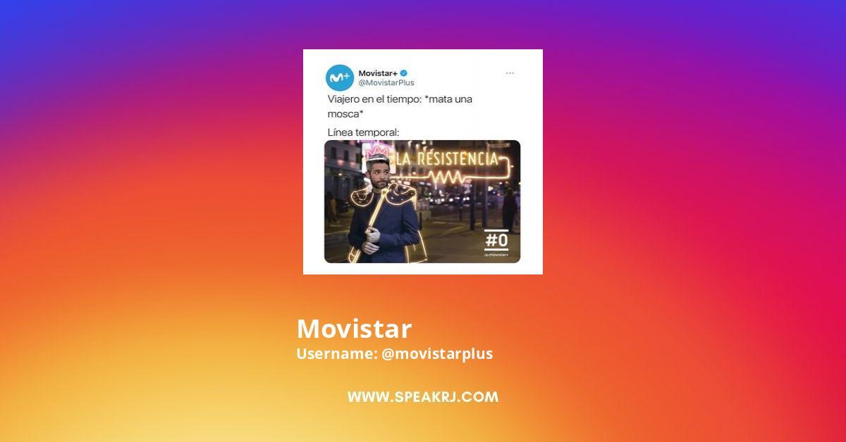 Movistarplus Instagram Stats