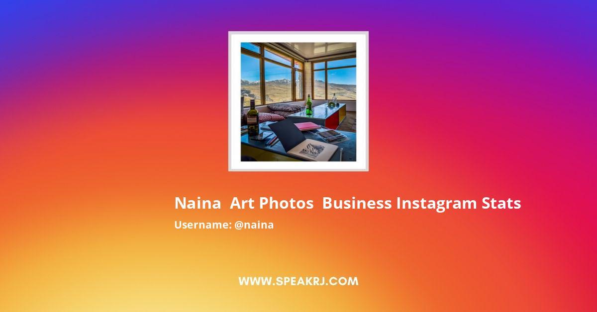 Naina Instagram Stats