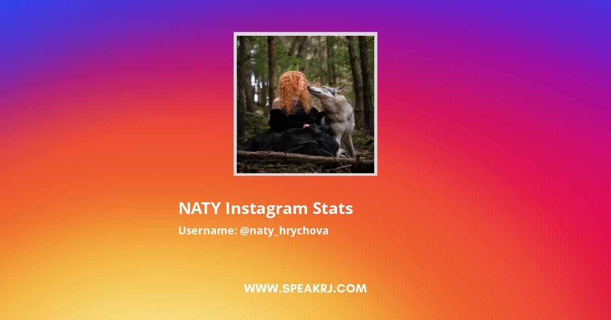 NATY Instagram Stats