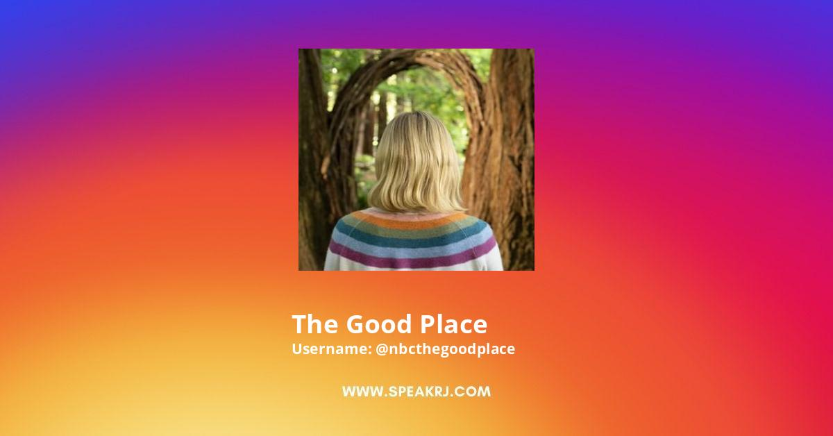 The Good Place Instagram Stats