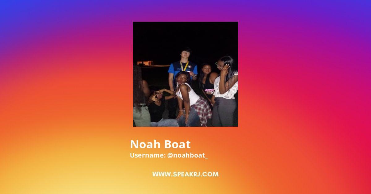 Noah Boat Instagram Stats