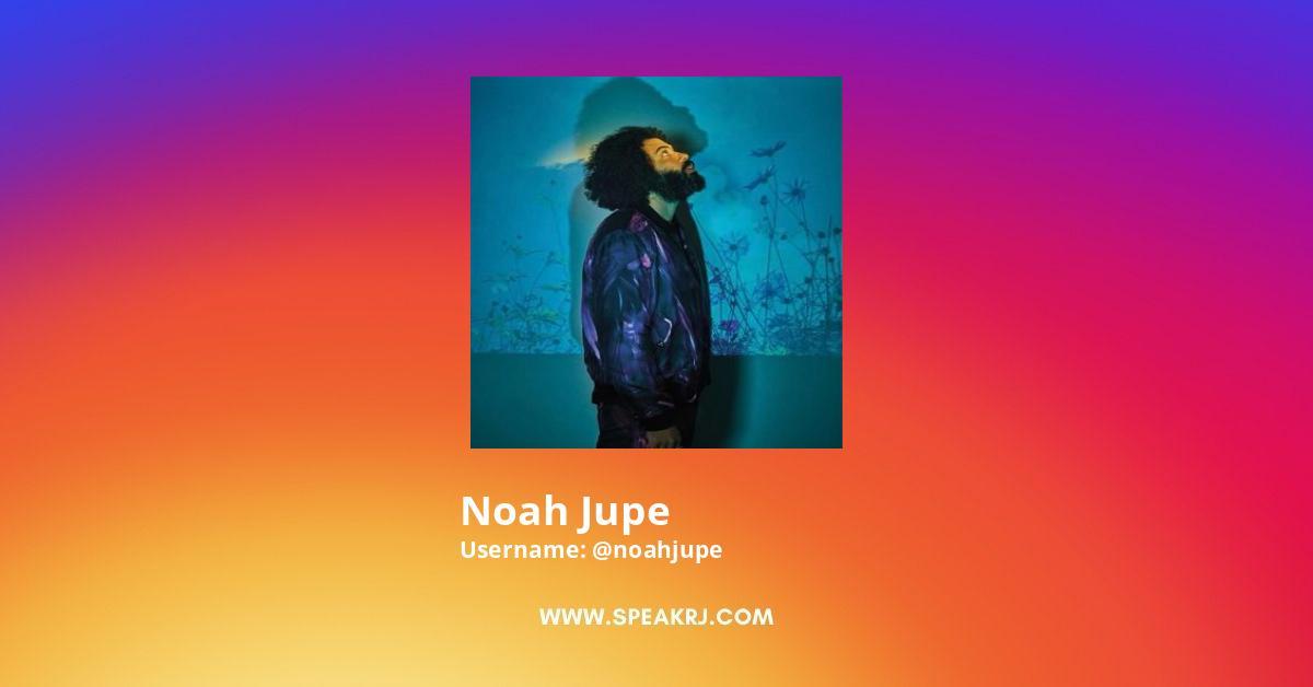 Noah Jupe Instagram Stats
