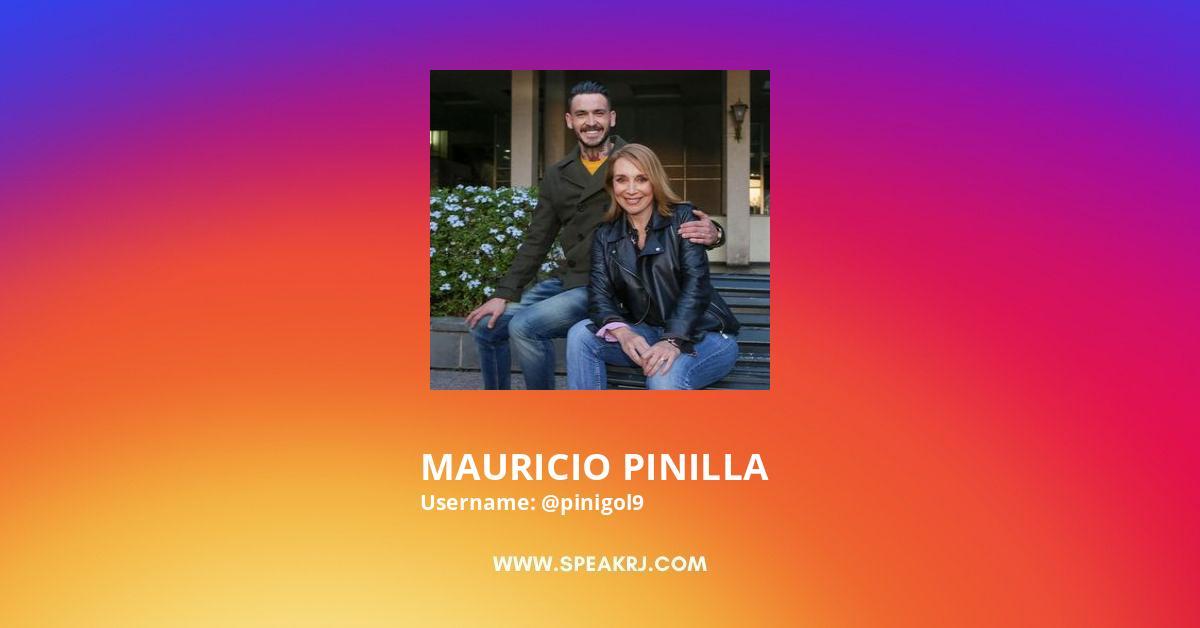 MAURICIO PINILLA Instagram Stats