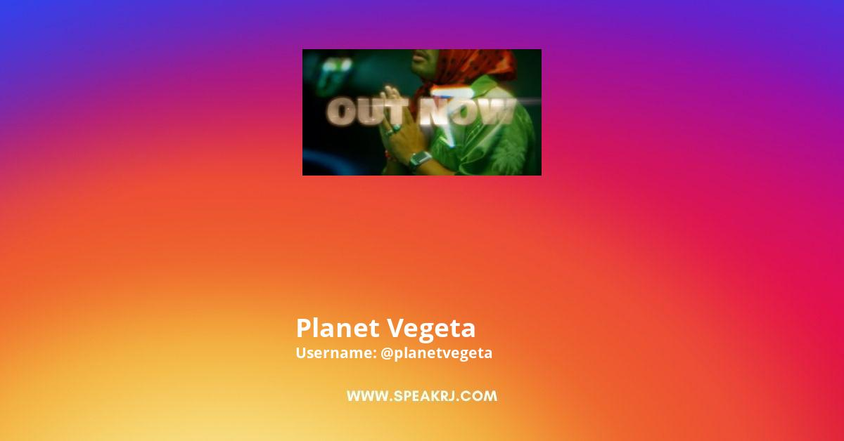 Planet Vegeta Instagram Stats