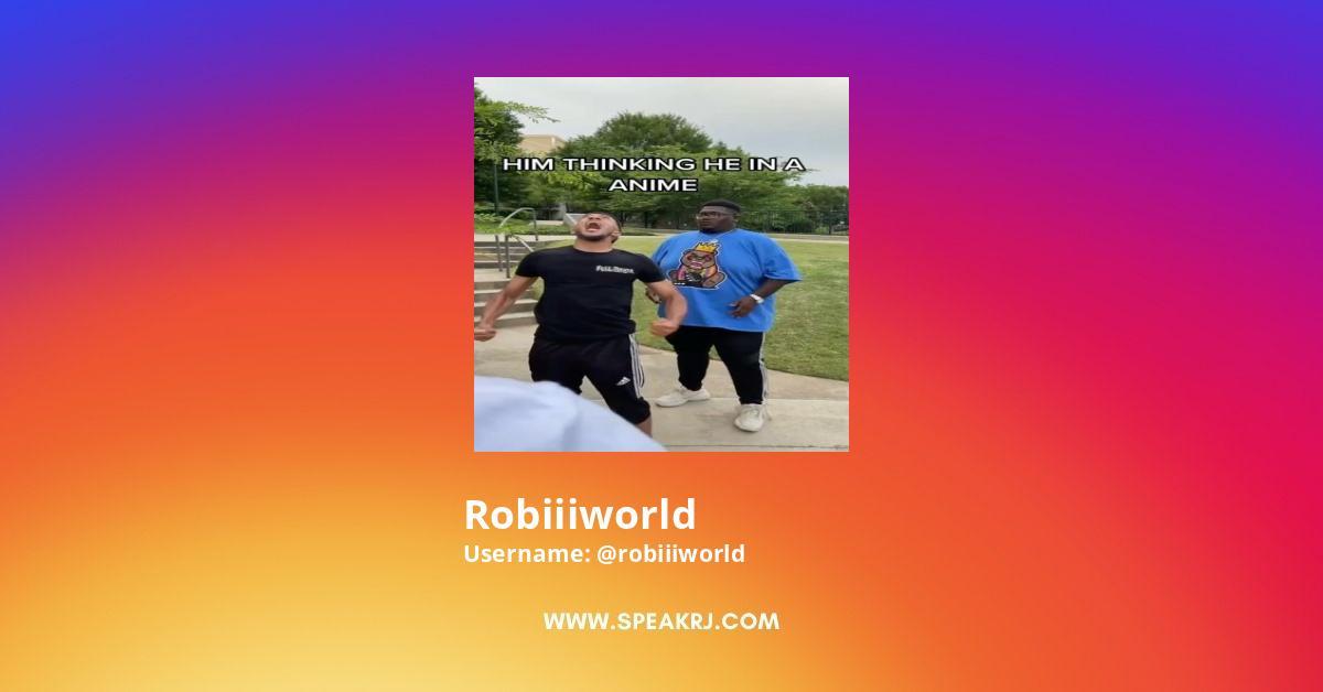 Robiiiworld Instagram Stats