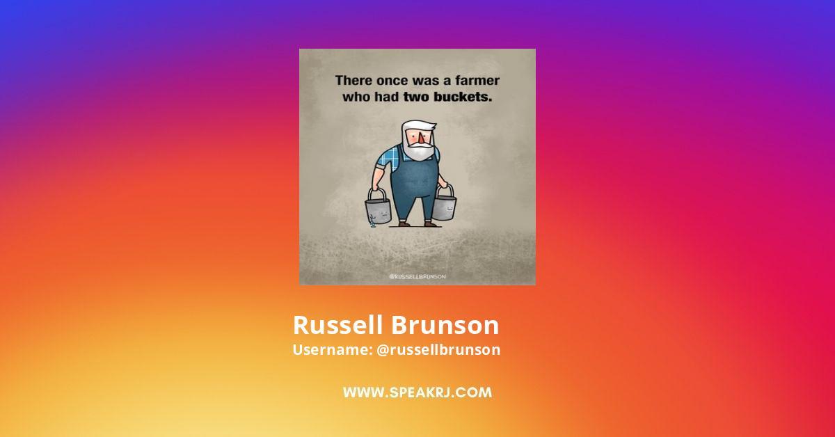 Russell Brunson Instagram Stats