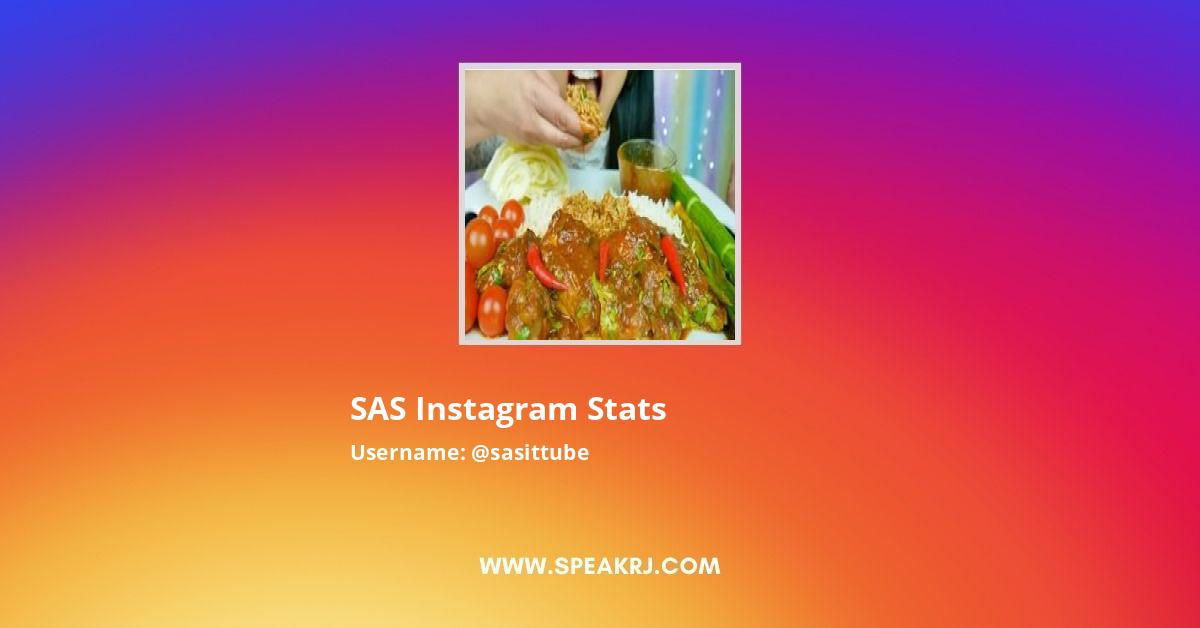 Sasittube Instagram Followers Statistics Analytics Speakrj You'll find a variety of asmr videos covering numerous triggers. www speakrj com