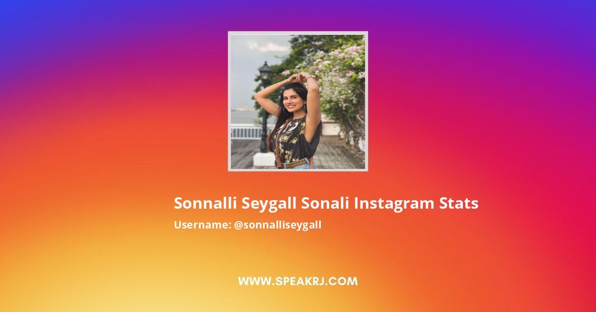 Sonnalliseygall Instagram Stats