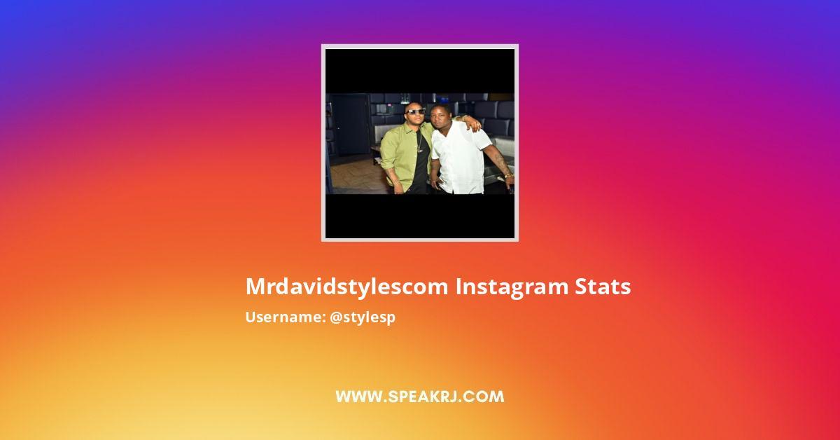 Stylesp Instagram Stats