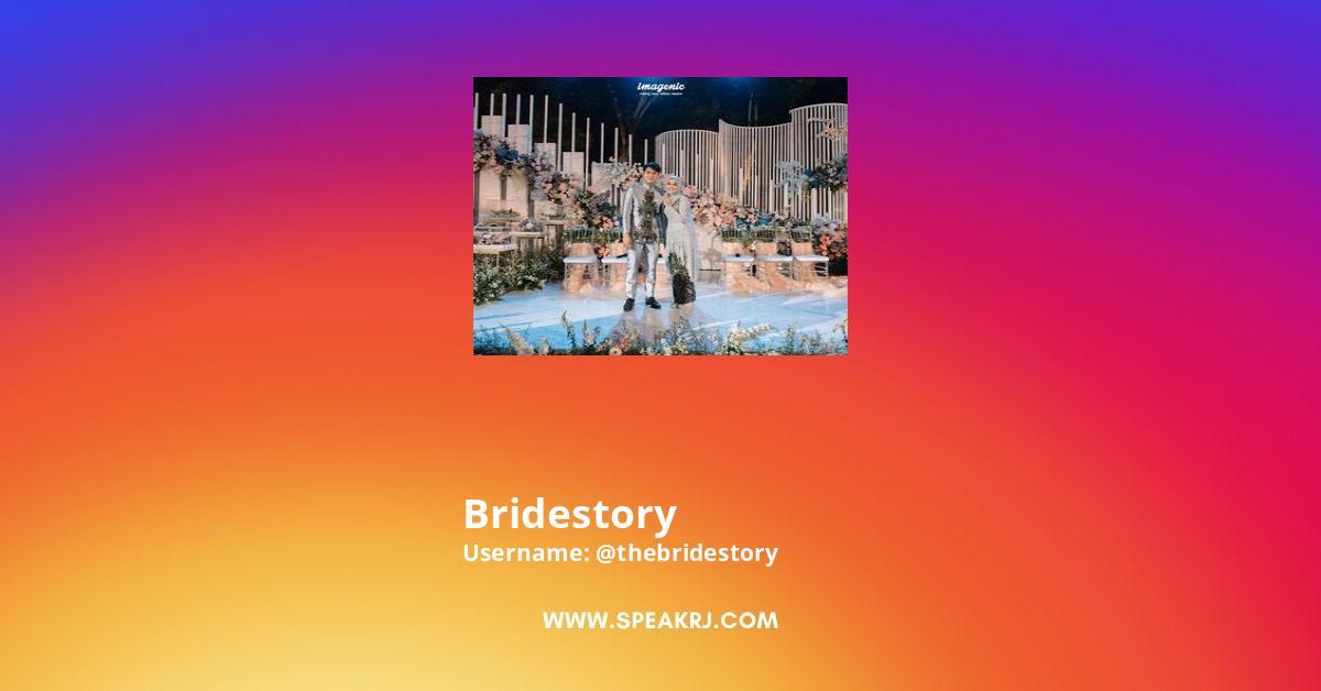 Bridestory Instagram Stats