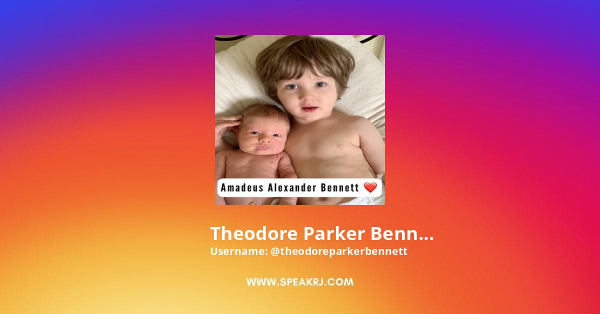 Theodore Parker Bennett Instagram Stats
