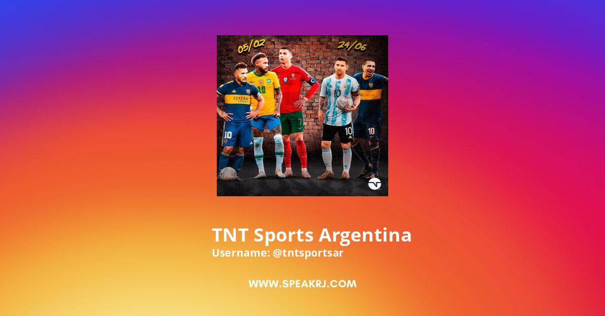TNT Sports Argentina Instagram Stats