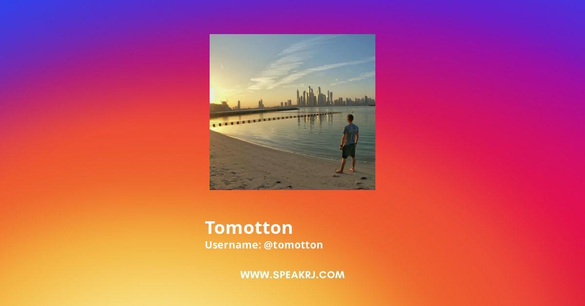 Tomotton Instagram Stats