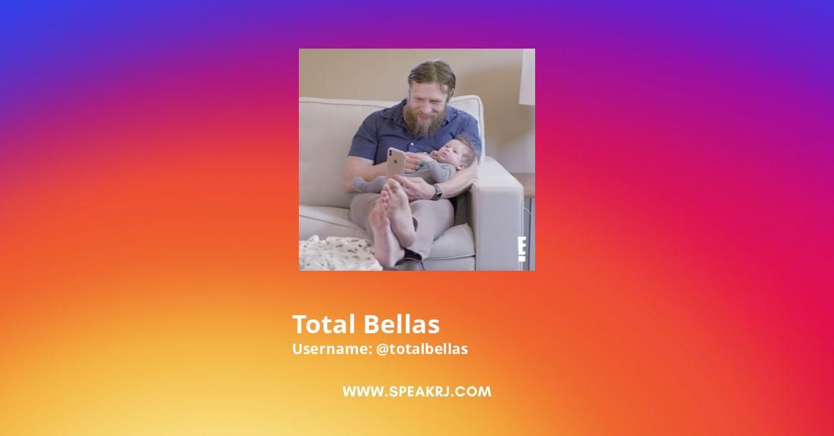 Total Bellas Instagram Stats