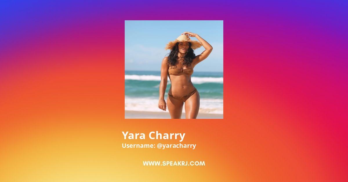 Yaracharry Instagram Stats