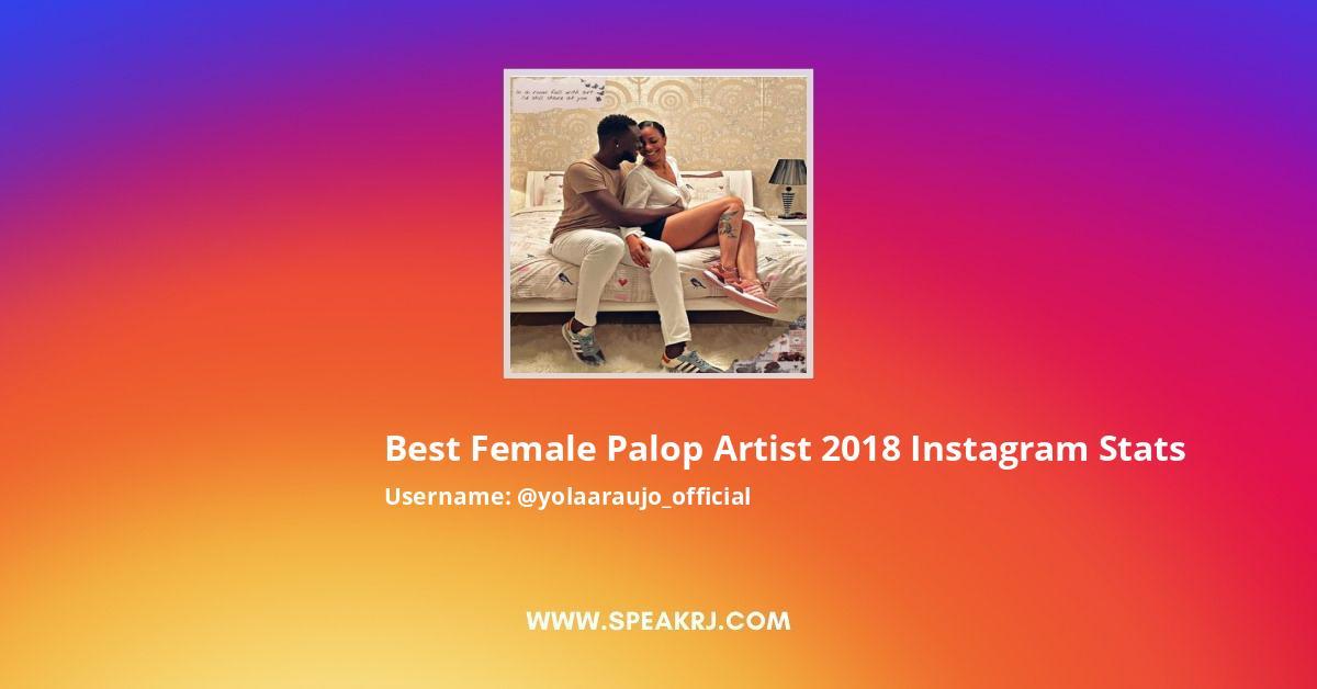 Yolaaraujo_official Instagram Stats