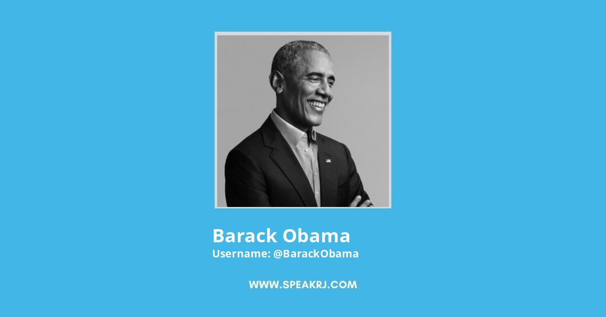 Barack Obama Twitter Followers Growth