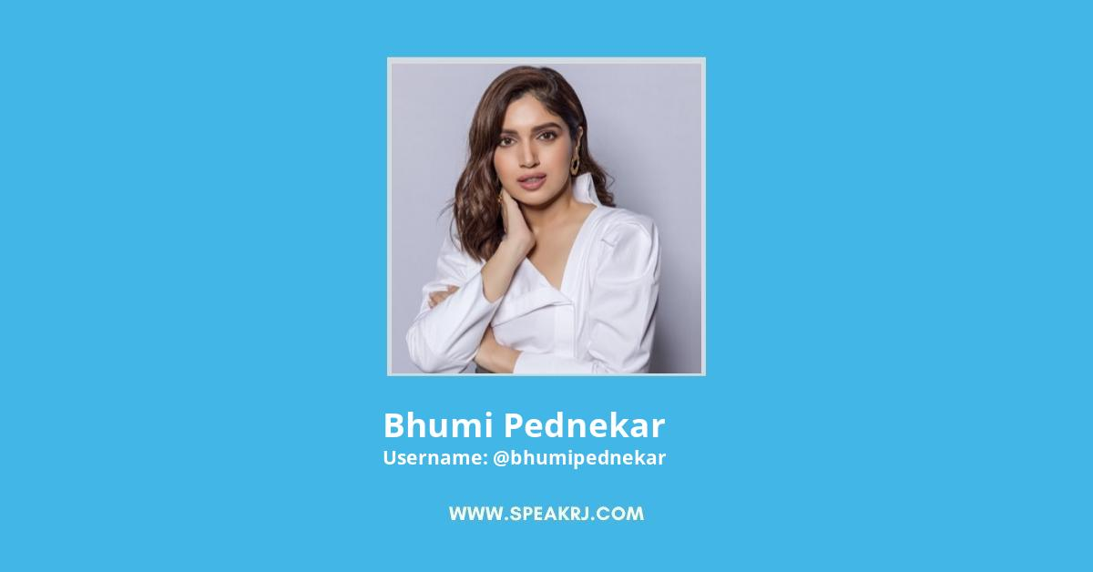 bhumi pednekar Twitter Followers Growth