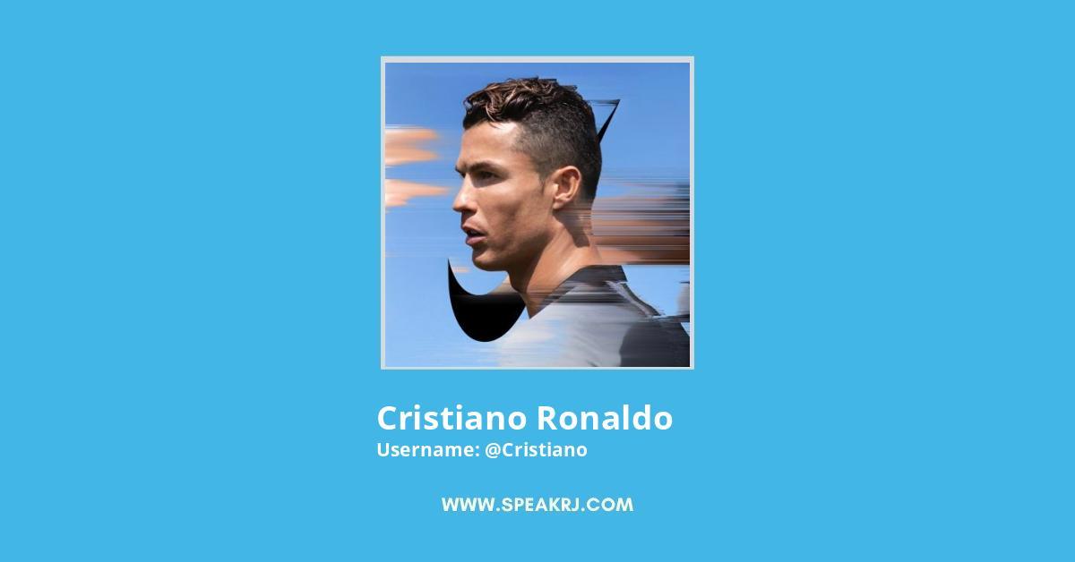 Cristiano Ronaldo Twitter Followers Growth