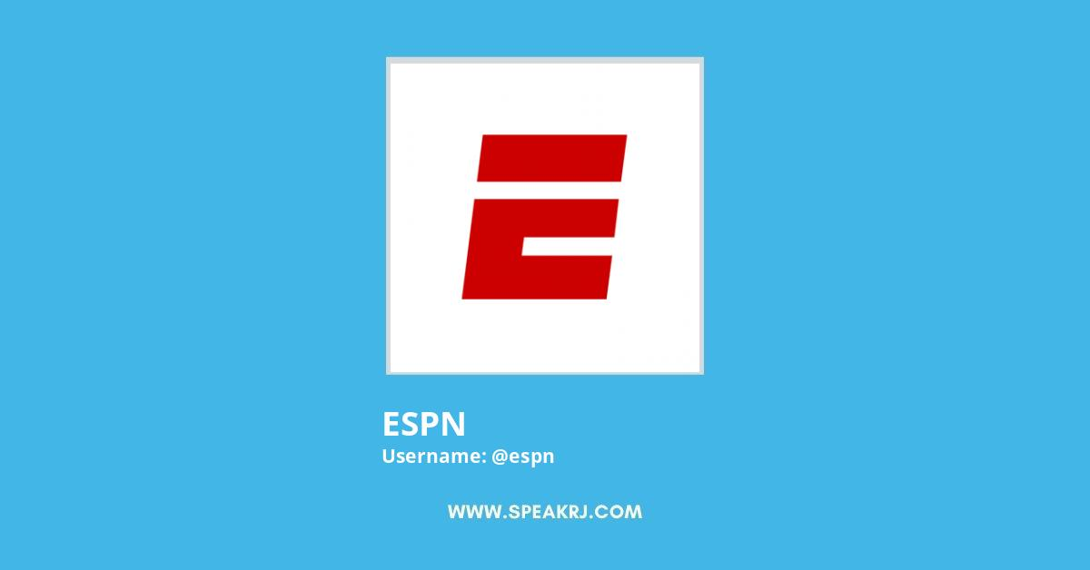 ESPN Twitter Followers Growth