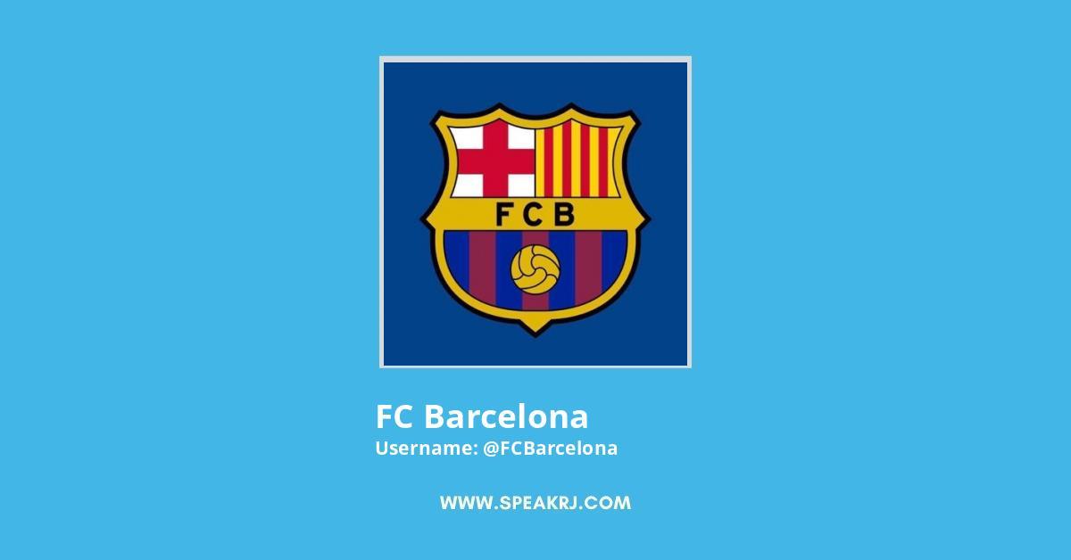 FC Barcelona Twitter Followers Growth