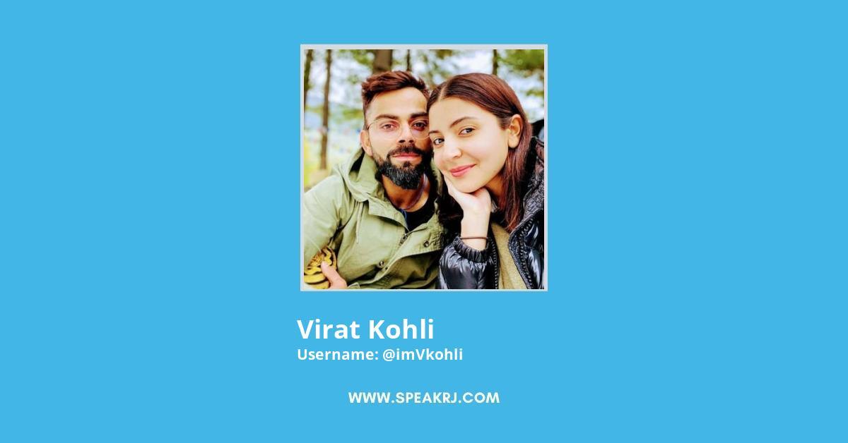 Virat Kohli Twitter Followers Growth
