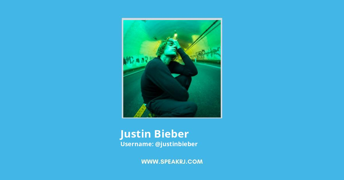 Justin Bieber Twitter Followers Growth