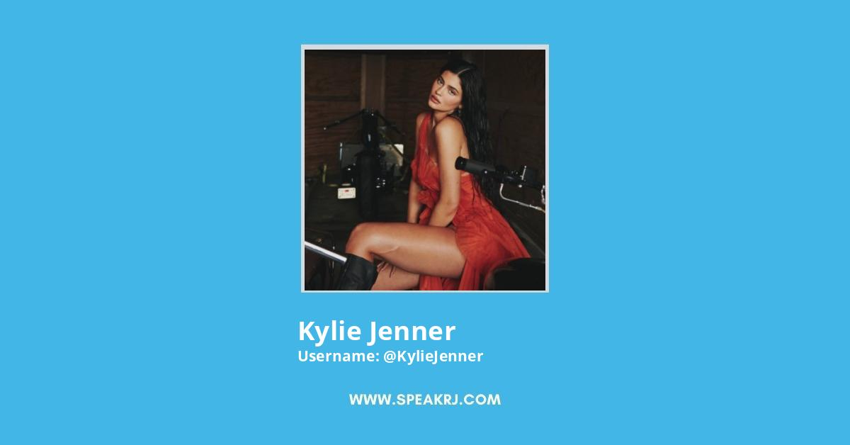 Kylie Jenner Twitter Followers Growth