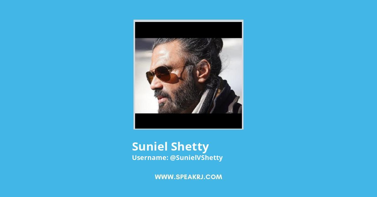 Suniel Shetty Twitter Followers Growth