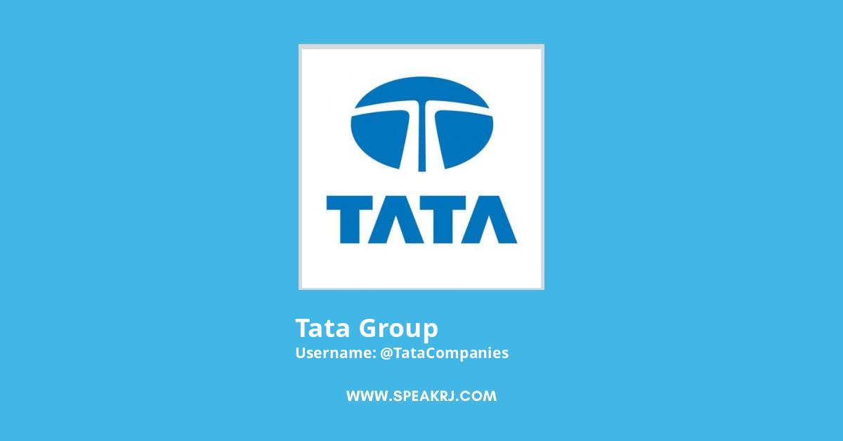 Tata Group Twitter Followers Growth