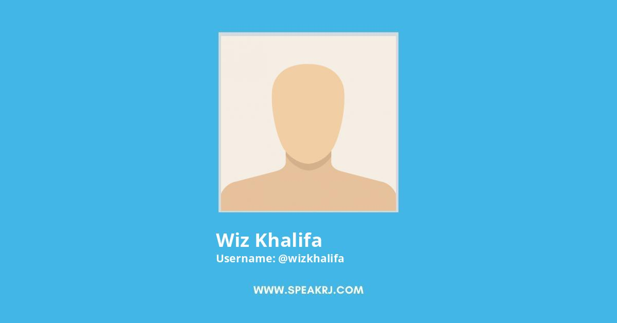 Wiz Khalifa Twitter Followers Growth